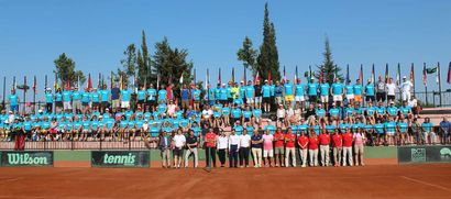 16th Int. Wilson Seniors Open by Ali Bey Club Manavgat
