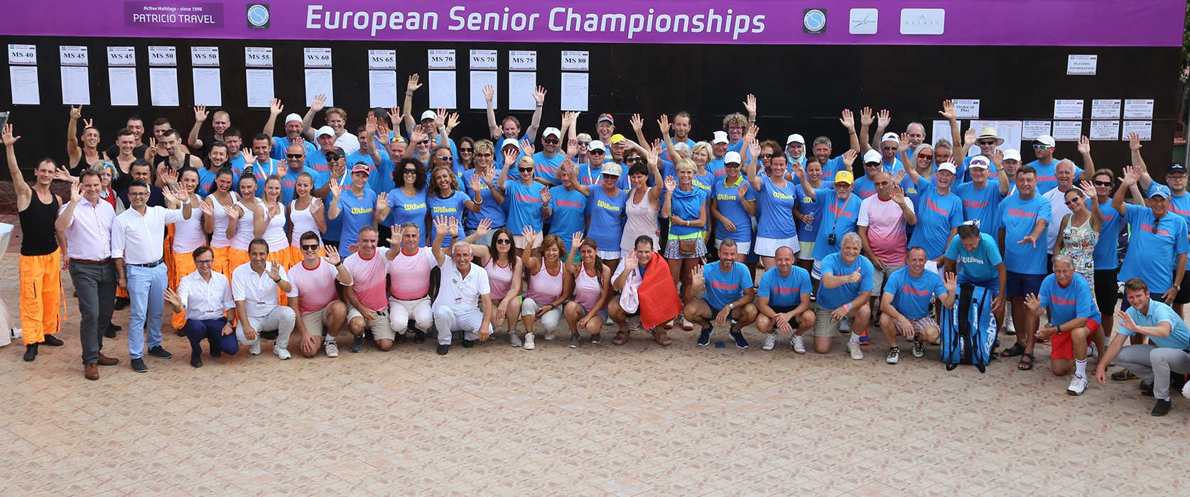 European Senior Championships 2018 in Manavgat