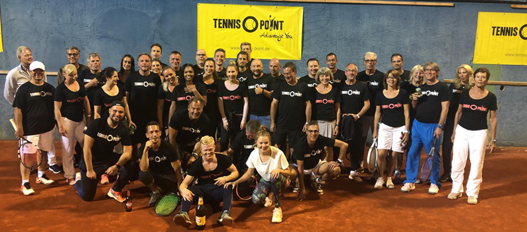 Int. Tennisweek by Tennis-Point